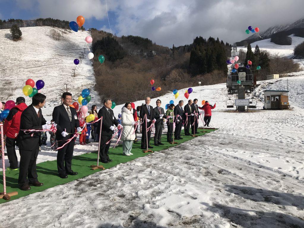 スキー場開き@たざわ湖スキー場 ~2019~