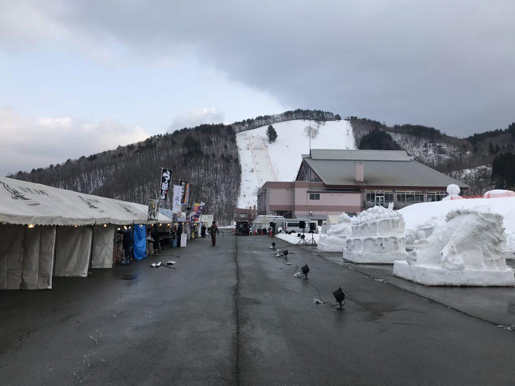 イベント盛りだくさん@たざわ湖スキー場