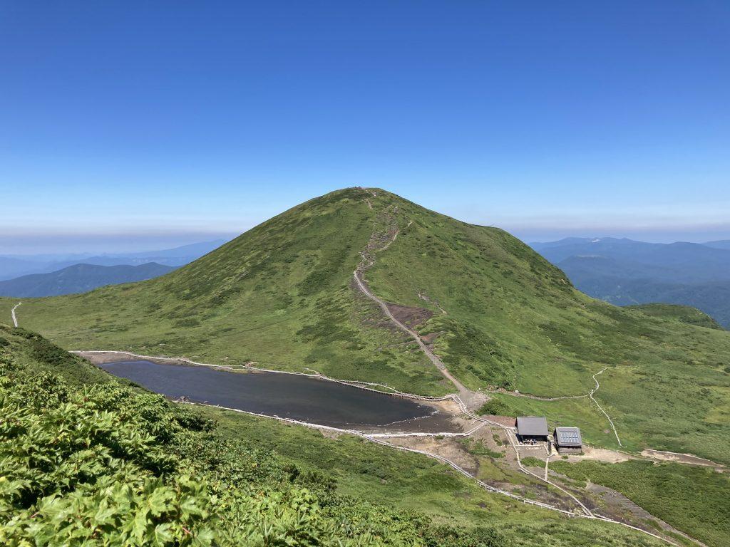 秋田駒ヶ岳登山~2020 Vol.2