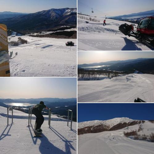 クロスコース オープン予定 @たざわ湖スキー場
